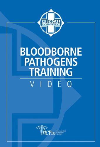 9781578396450: Bloodborne Pathogens Training Video