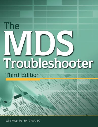 9781578397761: The MDS Troubleshooter, Third Edition