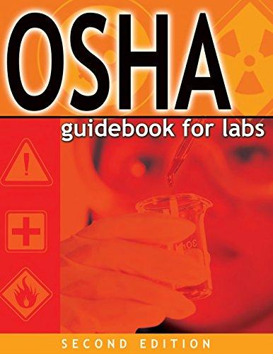 OSHA Guidebook for Labs: OSHA