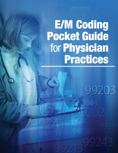 9781578398997: E/M Coding Pocket Guide for Physician Practices