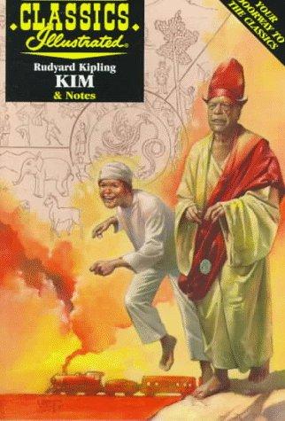 9781578401857: Kim (Classics Illustrated)