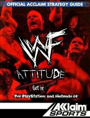 9781578409822: The Official WWF Attitude Strategy Guide