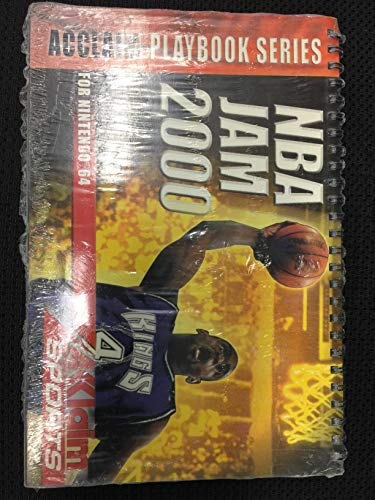 9781578409846: The Official NBA Jam 2000 Play Book