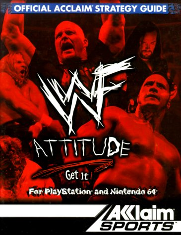 9781578409860: WWF Attitude, Get It: Official Acclaim Strategy Guide