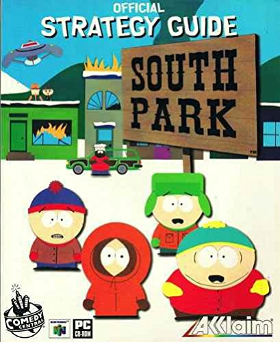Official South Park Strategy Guide Nintendo: Omar Banmally