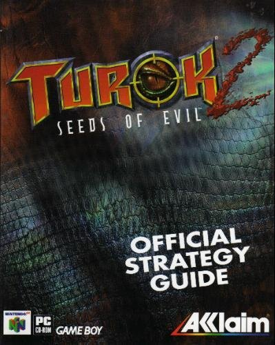 Turok 2 Seeds of Evil : Official: Nintendo