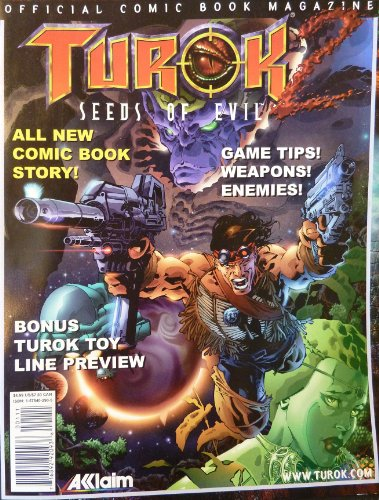 9781578409945: Turok 2; Seeds of Evil Official Strategy Guide