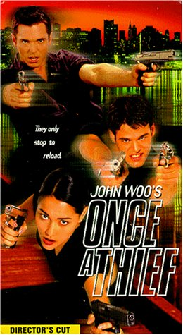 9781578480166: Once a Thief [VHS]