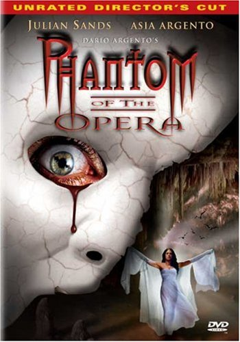 Dario Argento's Phantom of the Opera: Julian Sands and