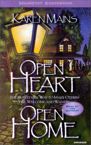 9781578490851: Open Heart Open Home
