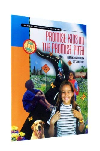 Promise Kids on the Promise Path: Learning to Follow God's Directions (Children's Journal...