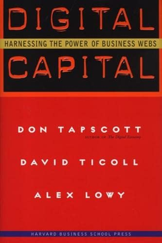 9781578511938: Digital Capital: Harnessing the Power of Business Webs