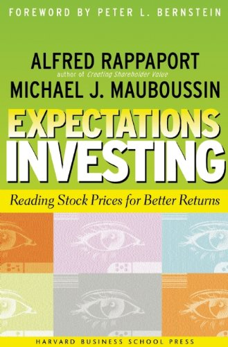 9781578512522: Expectations Investing: Reading Stock Prices for Better Returns