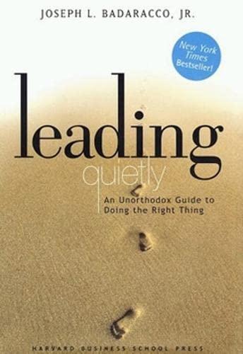 9781578514878: Leading Quietly