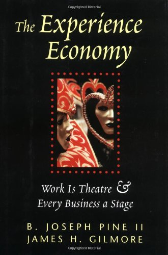 9781578515240: The Experience Economy: Work is Theatre & Every Business a Stage [Hardcover] by