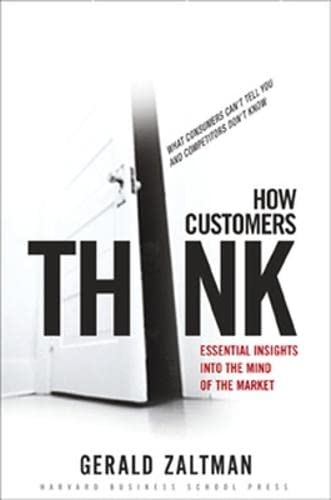 How Customers Think Format: Hardcover