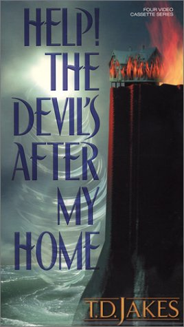help! the devil's after my home - 4 video cassette series: t. d. jakes