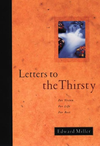 9781578560479: Letters to the Thirsty