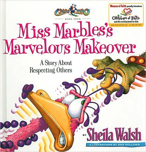 9781578563388: Gnoo Zoo: Miss Marbles's Marvelous Makeover: A Story about Respecting Others (Gnoo Zoo (Hardcover))