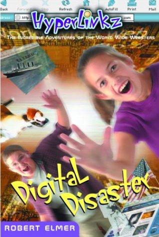 9781578567478: Digital Disaster (Hyperlinkz #1)