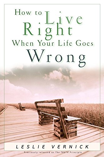 9781578568024: How to Live Right When Your Life Goes Wrong (Indispensable Guides for Godly Living)
