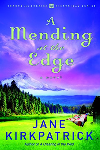 A MENDING AT THE EDGE (Signed)