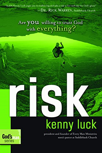 9781578569861: Risk: Are You Willing to Trust God with Everything? (God's Man)