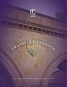 9781578581108: The Transfer Handbook: Promoting Student Success