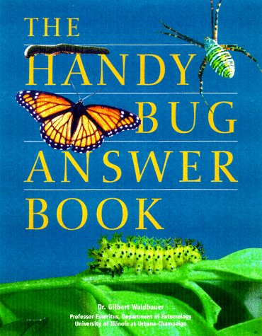 9781578590490: The Handy Bug Answer Book (Handy Answer Books)
