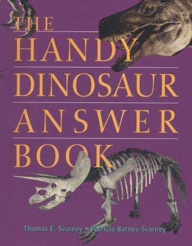9781578590698: Handy Dinosaur Answer Book