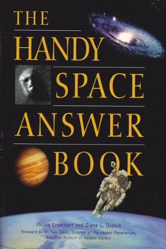 9781578590858: The Handy Space Answer Book