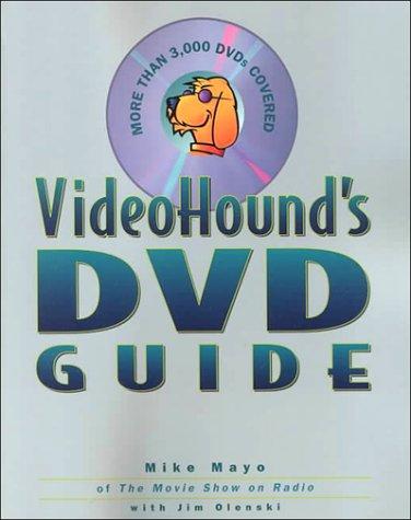 9781578591152: Videohound's DVD Guide