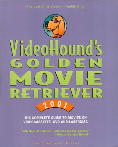 9781578591206: Videohound's Golden Movie Retriever 2001