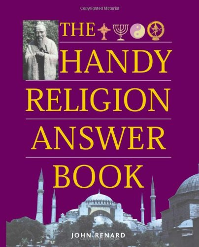 9781578591251: The Handy Religion Answer Book (The Handy Answer Book Series)