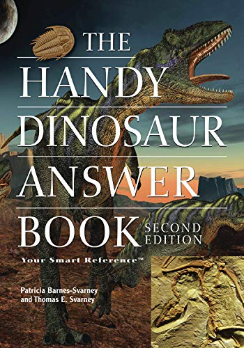 9781578592180: The Handy Dinosaur Answer Book (The Handy Answer Book Series)