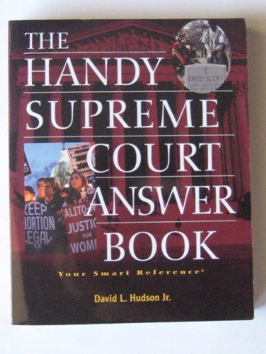 9781578593095: The Handy Supreme Court Answer Book