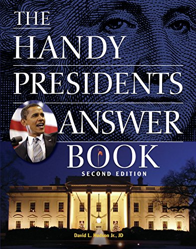 9781578593170: The Handy Presidents Answer Book (The Handy Answer Book Series)