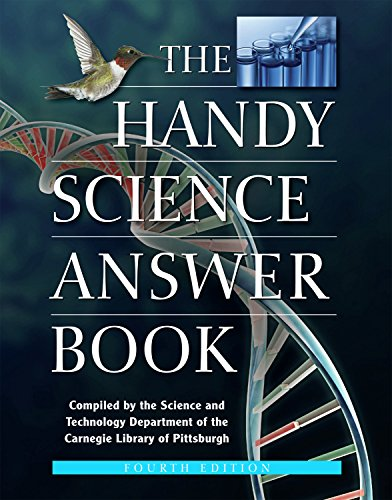 9781578593217: The Handy Science Answer Book (The Handy Answer Book)