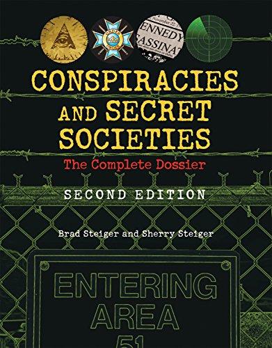 9781578593682: Conspiracies and Secret Societies: The Complete Dossier