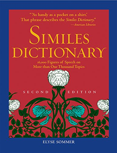 9781578594337: Similes Dictionary