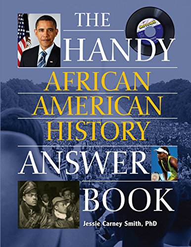 Handy African American History Answer Book Format: Paperback