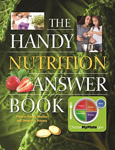 9781578594849: The Handy Nutrition Answer Book (The Handy Answer Book Series)