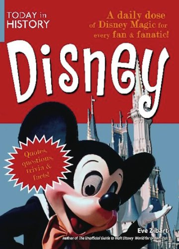 9781578602766: Today in History: Disney