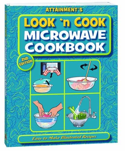 9781578610785: Look'n Cook Microwave