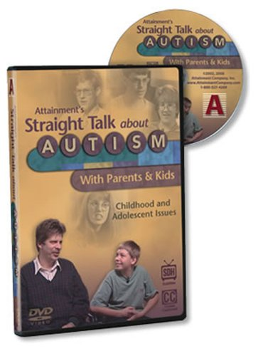 9781578611416: Straight Talk about Autism With Parents & Kids