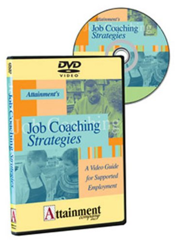 9781578614844: Job Coaching Strategies A Video Guide for Supported Employment