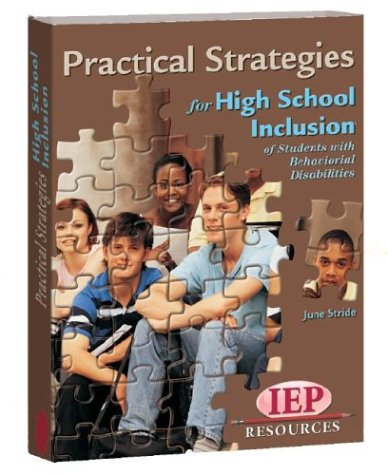 9781578615049: Practical Strategies for Including High School Students