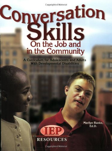 9781578615452: Conversation Skills: On the Job and in the Community