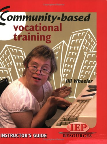Community-Based vocational training: Jill Wheeler