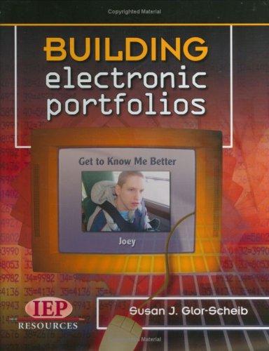9781578615889: Building Electronic Portfolios